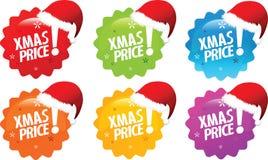 Xmas best price Royalty Free Stock Image