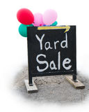 Yard Sale Garage Sale Sign Royalty Free Stock Images