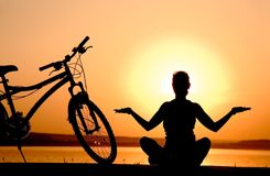 Yoga Royalty Free Stock Images