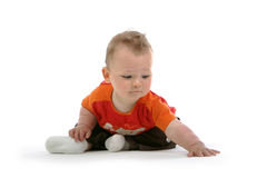 Young kid Royalty Free Stock Photo