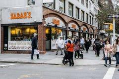 Zabars è gli alimentari di specialità a New York Immagine Stock Libera da Diritti
