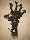 Zombie hand Stock Photo