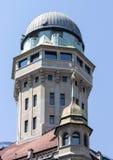 Zurich Switzerland Historical Building Royalty Free Stock Photos