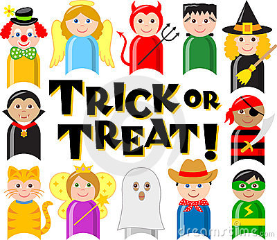 group of halloween kids 2 stock images image 1198574 - Halloween Kids Images